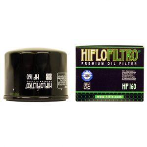 Hi Flo Filtro Motorcycle Oil Filter HF160