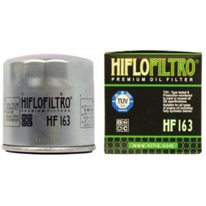 Hi Flo Filtro Motorcycle Oil Filter HF163