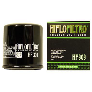 Hi Flo Filtro Motorcycle Oil Filter HF303