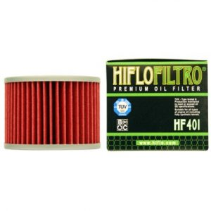 Hi Flo Filtro Motorcycle Oil Filter HF401