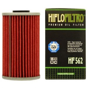 Hi Flo Filtro Motorcycle Oil Filter HF562