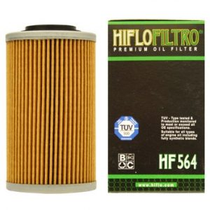 Hi Flo Filtro Motorcycle Oil Filter HF564