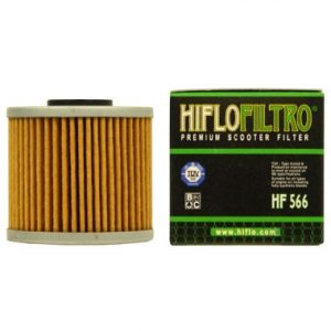 Hi Flo Filtro Motorcycle Oil Filter HF566