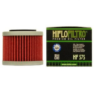Hi Flo Filtro Motorcycle Oil Filter HF575
