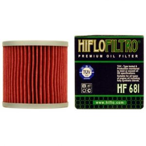 Hi Flo Filtro Motorcycle Oil Filter HF681