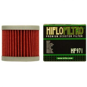 Hi Flo Filtro Motorcycle Oil Filter HF971