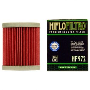 Hi Flo Filtro Motorcycle Oil Filter HF972