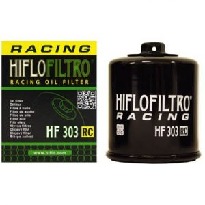 Hi Flo Filtro Motorcycle Racing Oil Filter HF303RC
