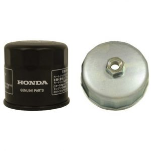 Honda Motorcycle Oil Filter 15010-MCE-H51 and Removal Tool