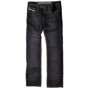 John Doe Motorcycle Jeans Long Leg Black