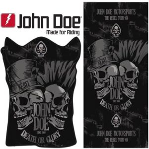 John Doe Motorcycle Neck Tube 2 Face
