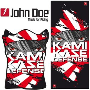 John Doe Motorcycle Neck Tube Defense