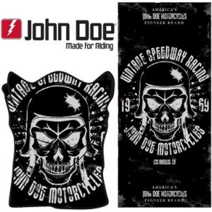 John Doe Motorcycle Neck Tube Skull