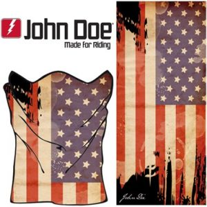 John Doe Motorcycle Neck Tube Washington