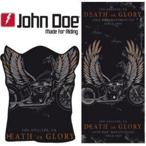 John Doe Motorcycle Neck Tube Wings