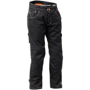 Lindstrands Curtis Textile Motorcycle Jeans Black
