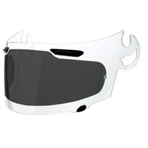 Pinlock Anti Fog Visor Insert for Arai SAI Visors Dark Smoke