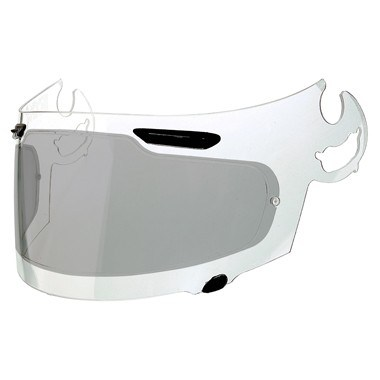 Pinlock Anti Fog Visor Insert for Arai SAI Visors Light Smoke