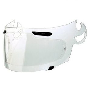 Pinlock Clear Anti Fog Visor Insert for Arai SAI Visors
