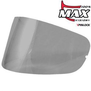 Pinlock Max Vision Anti Fog Insert Arai SAI Light Smoke