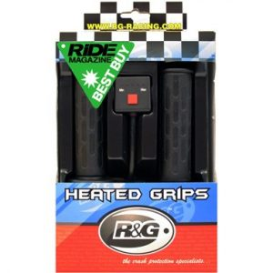 RG Heated Handle Bar Grips