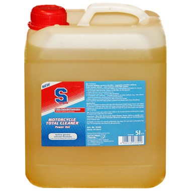 SDoc100 Motorcycle Gel Total Cleaner Refill 5 Litres