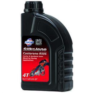 Silkolene Castorene R50S Motorcycle Oil 1 Litre