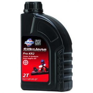 Silkolene Pro KR2 2 Stroke Kart Racing Oil 1 Litre