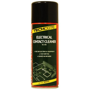 Techcote Electrical Contact Cleaner 400ml