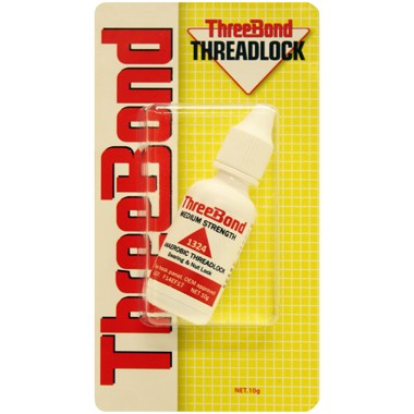 Threebond TB1324 Medium Strength Threadlock 10g