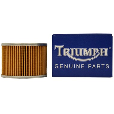Triumph Genuine Motorcycle Oil Filter 3990070-T0301