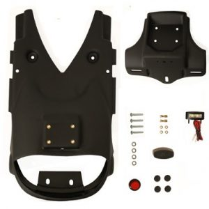 RG Tail Tidy for Triumph Speed Triple 2008 to 2010