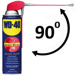 WD40 Dual-Action Smart Straw 420ml