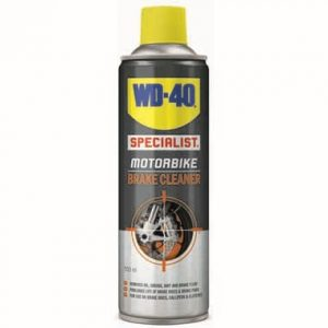 WD40 Specialist Motorbike Brake Cleaner 500ml Aerosol
