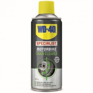 WD40 Motorbike Chain Cleaner 400ml