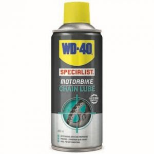 WD40 Motorbike Chain Lube 400ml