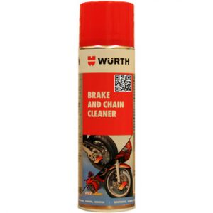 Wurth Brake and Chain Cleaner 500ml