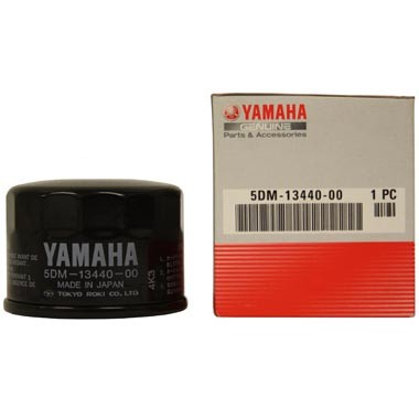 Yamaha Genuine Motorcycle Oil Filter 5DM-13440-00