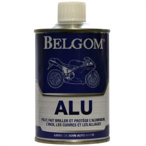 Belgom Alu Metal Polish 250ml