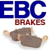 EBC Double H Motorcycle Brake Pads