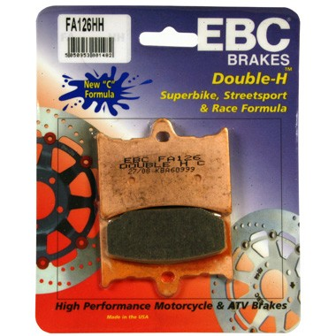 EBC HH a pair of Front Brake Pads for Aprilia RS 125 '92-'98