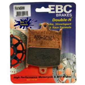 EBC HH 2 Pairs of Front Brake Pads for Suzuki GSXR400 1990-1995