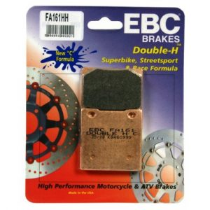 EBC FA 161 HH Rear Brake Pads for Kawasaki ZZR1100 1993 to 2001