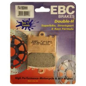 EBC HH 2 pairs of Front Brake Pads Suzuki RGV250 T 1991 to 1995