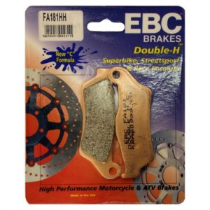 EBC HH 2 pairs Front Brake Pads Ducati Monster S2R 2005 to 2007