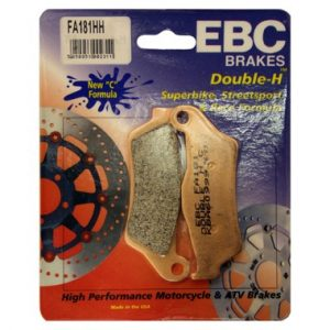 EBC FA181HH Rear Brake Pads Cagiva E750 Elephant 93 to 95