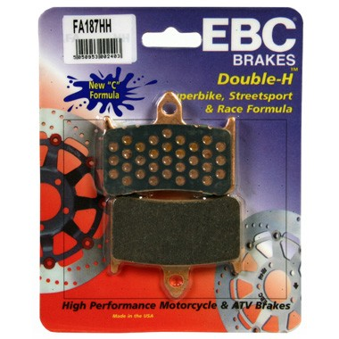 EBC HH 2 pairs of Front Brake Pads for Honda RVF400RR '94-'96