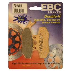 EBC FA194HH Front Brake Pads Derbi Senda DRD Racing 50 04 to 10