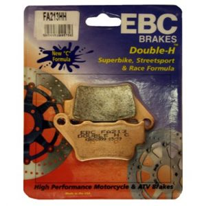 EBC HH Rear Brake Pads for BMW G650 X Challenge and Country 2007 to 2009