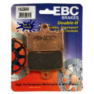 EBC FA236 HH Front Brake Pads Triumph Speed Triple '97-'04 2 pairs